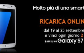 Wind regala 2 Galaxy S7 al giorno