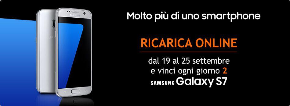 Wind regala 2 Galaxy S7 al giorno