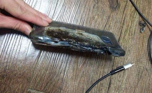 Duro colpo per Samsung : anche i nuovi Note 7 riportano problemi!