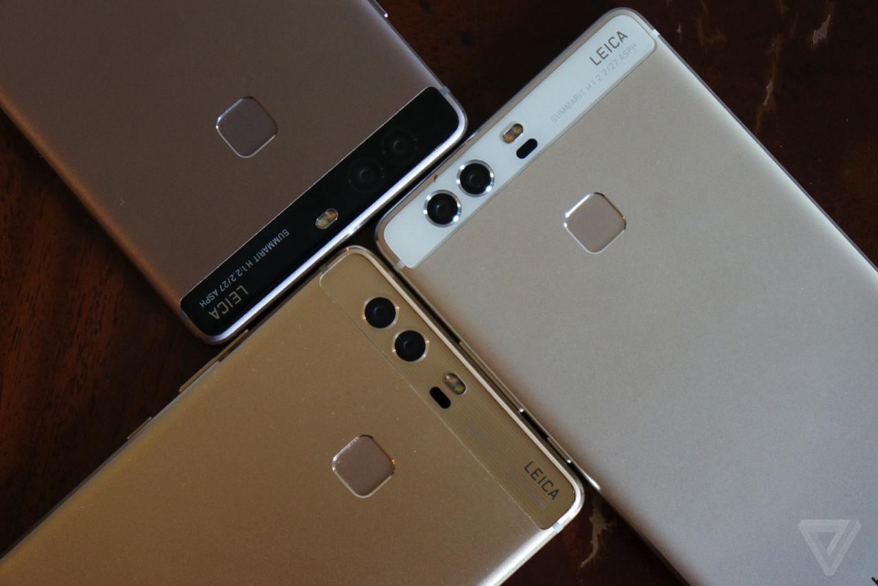 Huawei: promo sull'acquisto di P9 e P9 Plus
