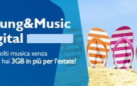 TIM Young&Music Full Digital offre 1 mese di promo GRATIS e GB Extra !