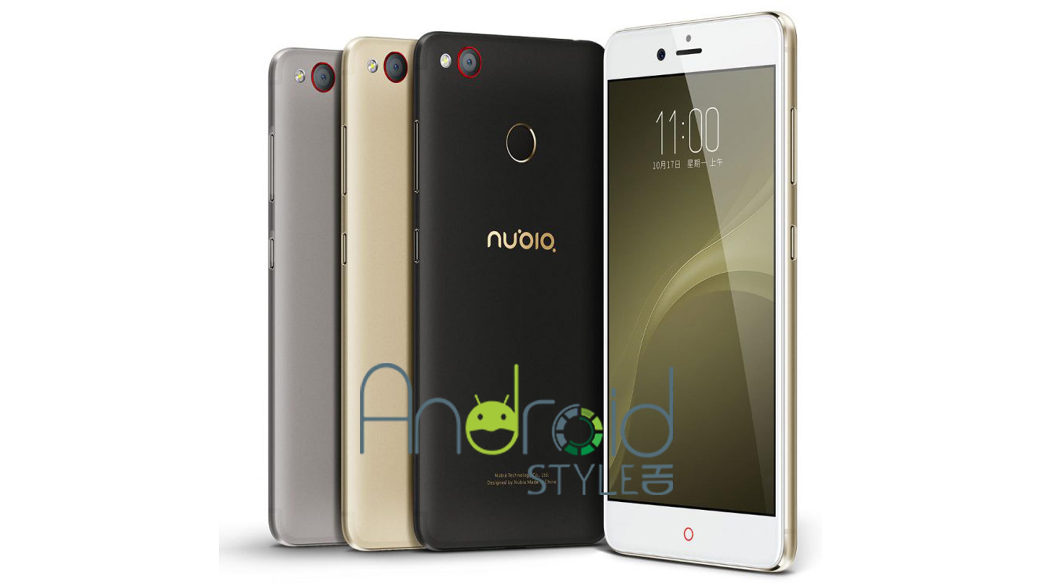 Nubia Z11 Mini S un telefono entry level con fotocamera e specifiche tecniche prestanti