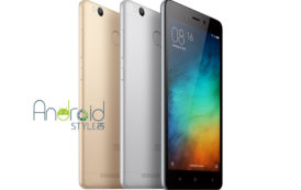 Xiaomi Redmi 3S+ (Prime) è l'entry level con un qualcosa in