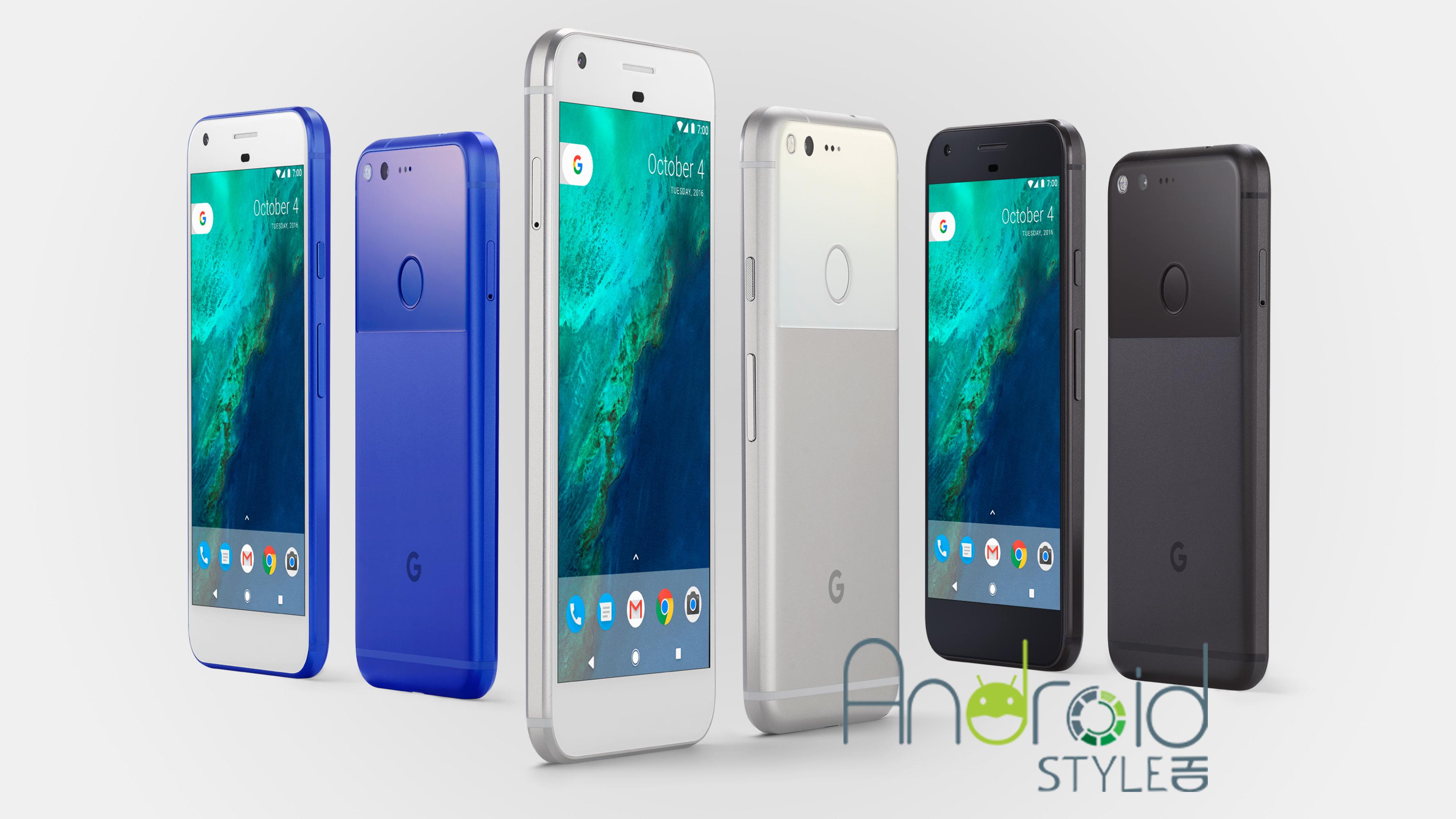 Google Pixel e Google Pixel XL spingono Android verso il futuro