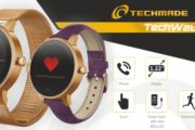 Techwatch Lady 1 e Techwatch One Mini: gli smartwatch ideali per un pubblico femminile