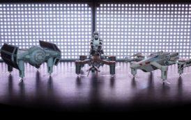 I droni originali di STAR WARS atterrano in Italia per il Natale 2016