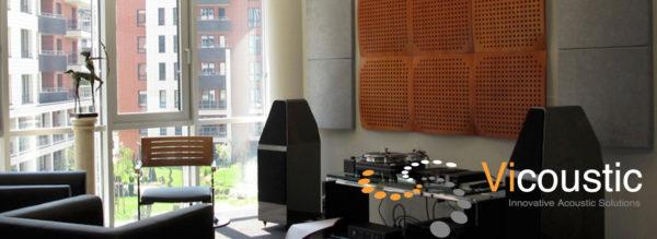 Vicoustic lancia i pannelli acustici dal design moderno e raffinato
