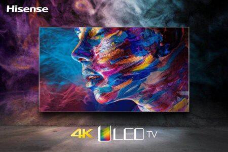 Hisense presenta televisori sempre più innovativi