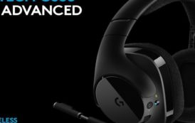 Logitech annuncia le cuffie gaming wireless G533