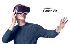 Samsung presenta il nuovo Gear VR