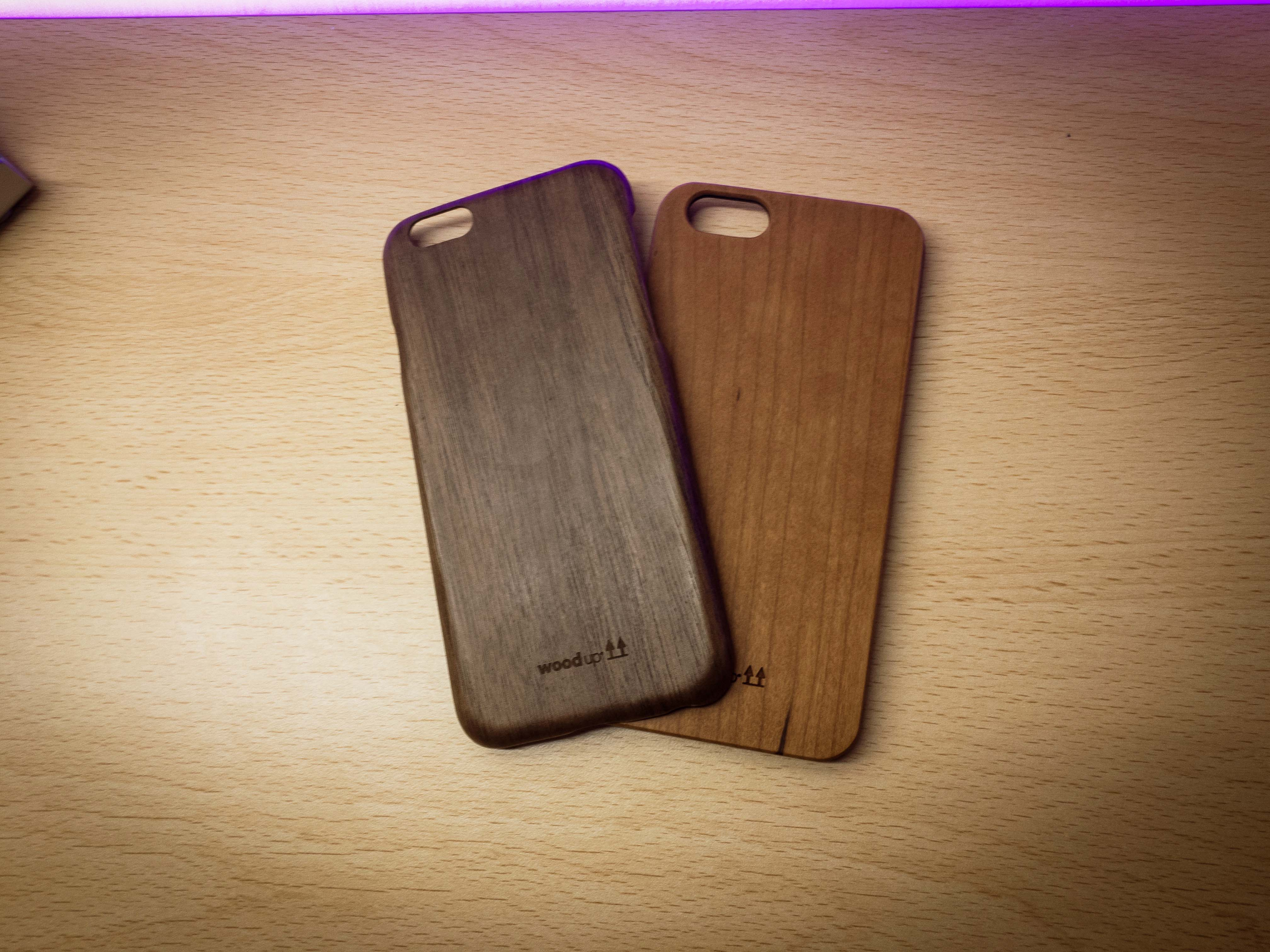 [RECENSIONE] Cover in legno WOOD UP