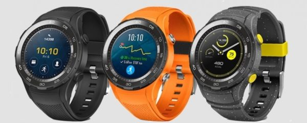 Huawei Watch 2 arriva in Italia per rivoluzionare l'idea di wearable
