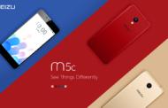 Il brand asiatico lancia Meizu M5C