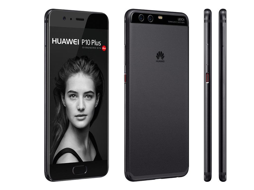 Huawei mostra gli smartphone di ultima generazione: P10 e P10 Plus