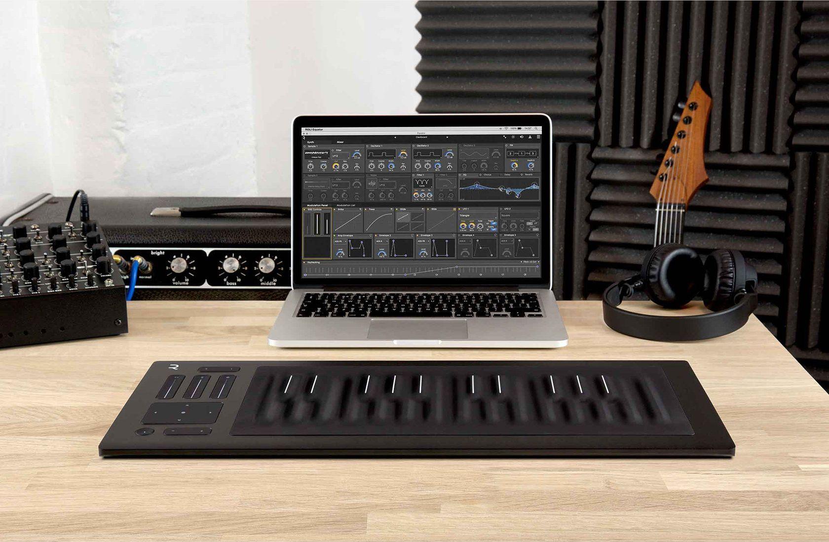 ROLI Seaboard, la nuova frontiera nel campo musicale e audio