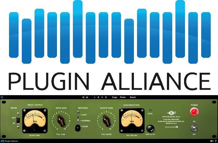 Plugin Alliance: Opticom XLA-3 Leveling Amplifier