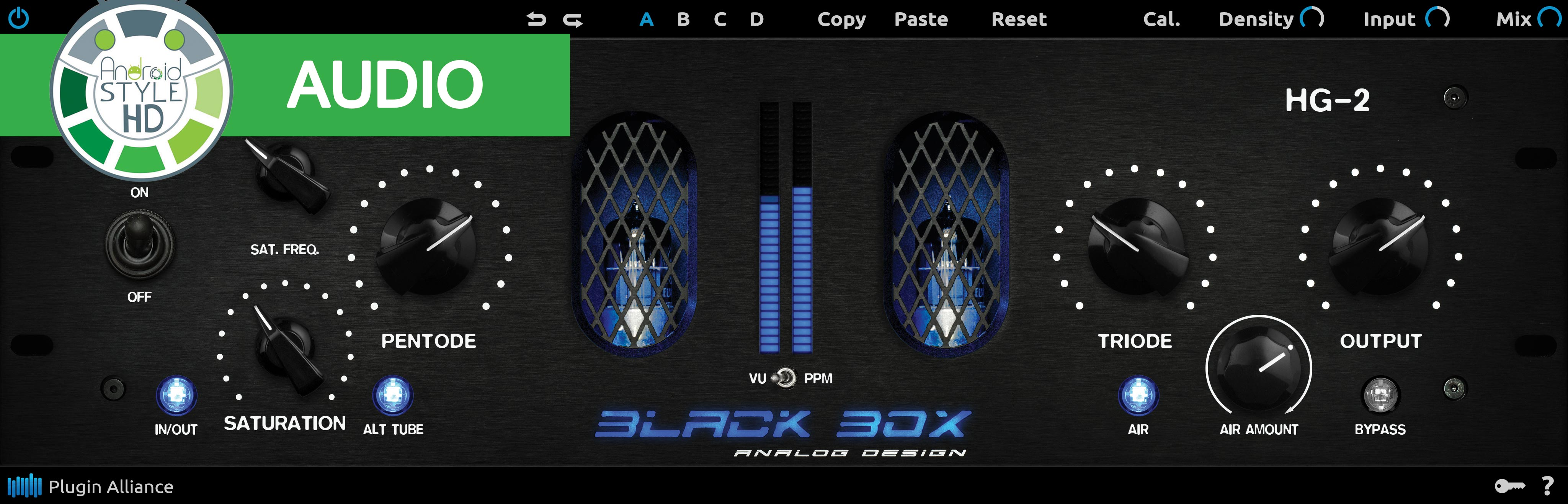 Recensione - Plugin Alliance: Black Box Analog Design HG-2