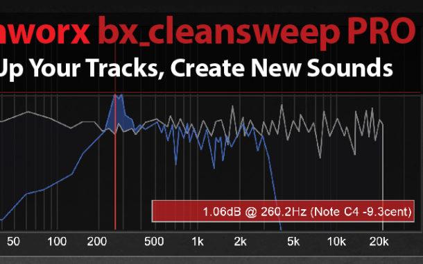 Come simulare un filtraggio analogico: Brainworx Cleansweep Pro di Plugin Alliance