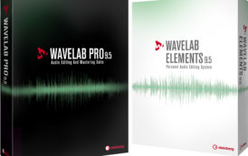 Nuovo Update di WaveLab 9.5 Audio Editing and Mastering Software