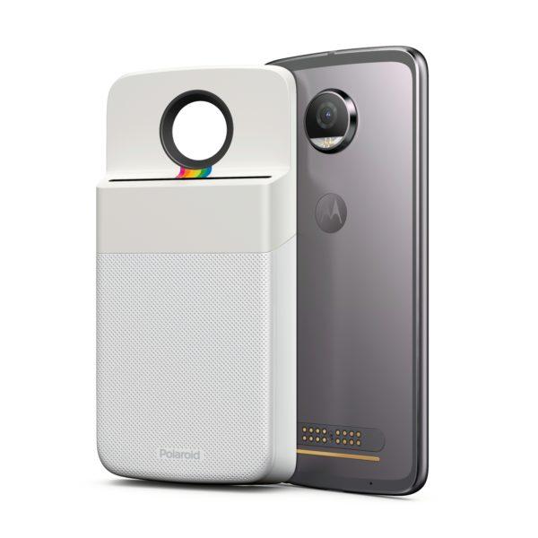Insta-Share Printer, il nuovo Moto Mod realizzato con Polaroid
