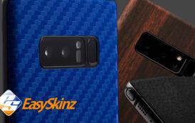 Proteggi il tuo smartphone con le Easy Skinz