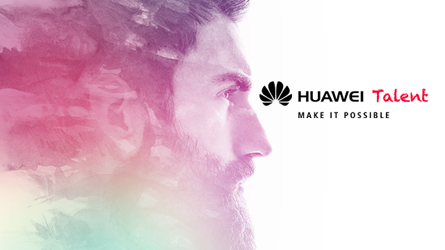 NASCE HUAWEI TALENT
