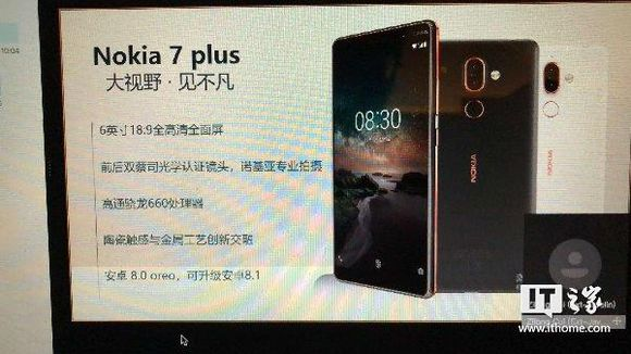 Nuovi Rumors sul prossimo Nokia 7 Plus